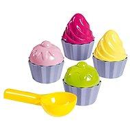 Androni Homokozó formák - sütemények - Homokozó készlet