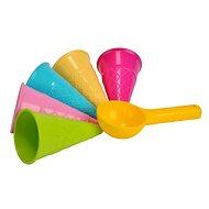Androni Homokozó formák - fagylalt - Homokozó készlet