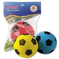 Androni Soft labda - átmérője 20 cm, sárga - Labda gyerekeknek