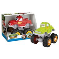 Androni Monster Truck - 23 cm, piros - Játékautó