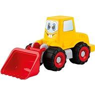 Androni Happy Truck Rakodógép - 32 cm - Játékautó
