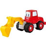 Androni Happy Truck Kotrógép - 36 cm - Játékautó