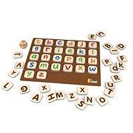 Fajáték - Ábécé - Készségfejlesztő játék