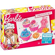 Barbie - Színes gyurma - Sütemények - Gyurma