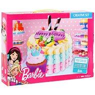 Barbie - Színes gyurma - Születésnapi torta - Gyurma