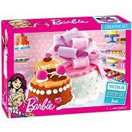 Barbie - Színes gyurma - Kis torta - Gyurma