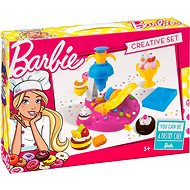 Barbie - Színes gyurma - Torták díszekkel - Gyurma