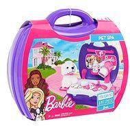 Szépség szett Barbie - Fodrász táska háziállatok számára