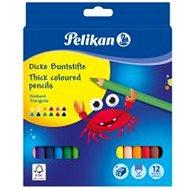 Pelikan 12 szín - Színes ceruzák