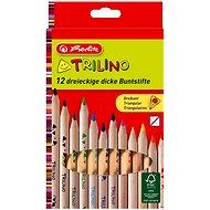 Herlitz Trilino 12 színű, háromszög alakú