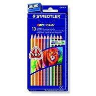 Staedtler Noris Club Super Jumbo 10 szín - Színes ceruzák
