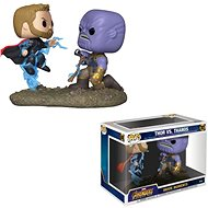 Funko POP Movies Moments: Marvel - Thor vs Thanos - Figura