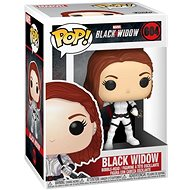 Funko POP Marvel: Black Widow – Black Widow (White Suit) - Figura