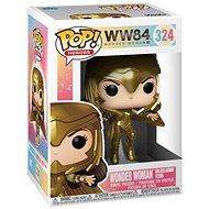 Funko POP: Wonder Woman 1984 - Wonder Woman (Gold Flying Pose) - Figura