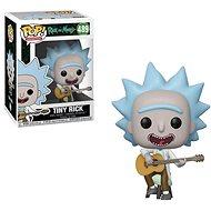 Funko POP Animation: R&M - Tiny Rick w/ Guitar - Figura