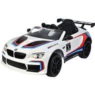 Buddy Toy BEC 8120 elektromos autó - BMW M6 GT3 - Elektromos autó gyerekeknek