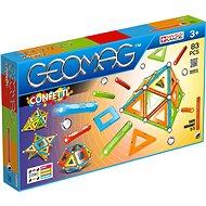 Geomag Confetti 83 - Mágneses építőjáték