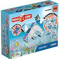 Magicube Sea animals - Mágneses építőjáték