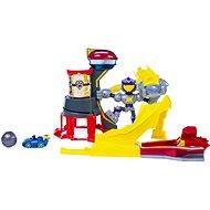 Mancs őrjárat - Meteor Versenypálya lifttel - Játék szett