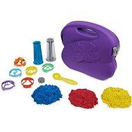 Kinetic Sand eszközös bőrönd