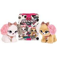 Plüssjáték Present Pets Interaktív kiskutya - Divatos