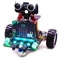 Mikro: bit intelligens robotautó - Elektromos építőkészlet