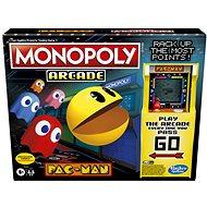 Monopoly Pacman ENG változat - Társasjáték