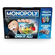 Monopoly Super elektronikus bankolás HU változat - Társasjáték
