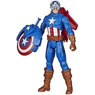 Avengers figura Capitan America Power FX kiegészítőkkel - Figura