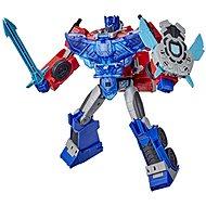 Transformers Cyberverse Optimus Prime hangérzékeny - Figura
