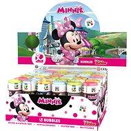 Buborékfújó, 60 ml, Minnie Mouse - Buborékfújó