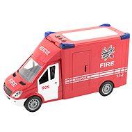 Autó tűzoltók