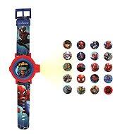 Lexibook Spider-Man digitális óra kivetítővel - Gyerekóra