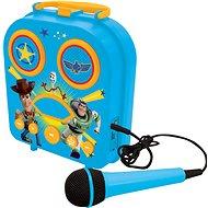 Lexibook Toy Story Hordozható karaoke mikrofonnal - Zenélő játék