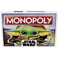 Monopoly Csillagok háborúja A Mandalorian The Child HU verzió - Társasjáték