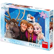 Frozen Selfie 24 Puzzle Új - Puzzle