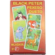 Fekete Péter kölykök - Kártyajáték