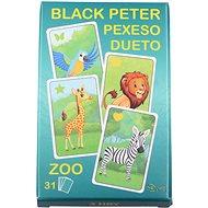 Fekete Péter állatkert - Kártyajáték