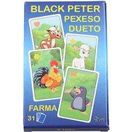 Fekete Péter farm - Kártyajáték