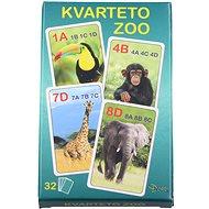 Állatkert Kvartett - Kártyajáték