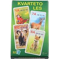 Kvartett les - Kártyajáték