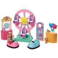 Barbie Chelsea vidámpark játékszett - Baba