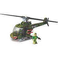Mega Bloks katonai helikopter - Építőjáték