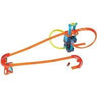 Autópálya How Wheels Track építőgép motoros szett - Autodráha