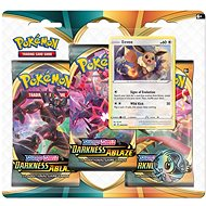 Pokémon TCG: SWSH03 Darkness Ablaze - 3 Blister Booster - Kártyajáték