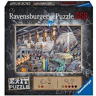 Ravensburger 164844 Exit Puzzle: A játékgyárban 368 db - Puzzle