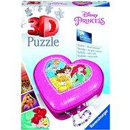 Ravensburger 3D 112340 Disney hercegnő szívek 54 darab