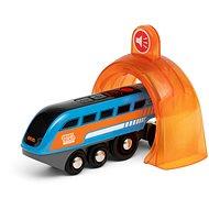 Brio World 33971 SMART TECH SOUND kisvasút lokomotív - Kisvasút