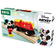 Brio World 32265 Mickey egér akkumulátoros kisvasút - Kisvasút