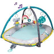 Zenéló játszótakaró és fészek újszülötteknek - Koala - Játszószőnyeg